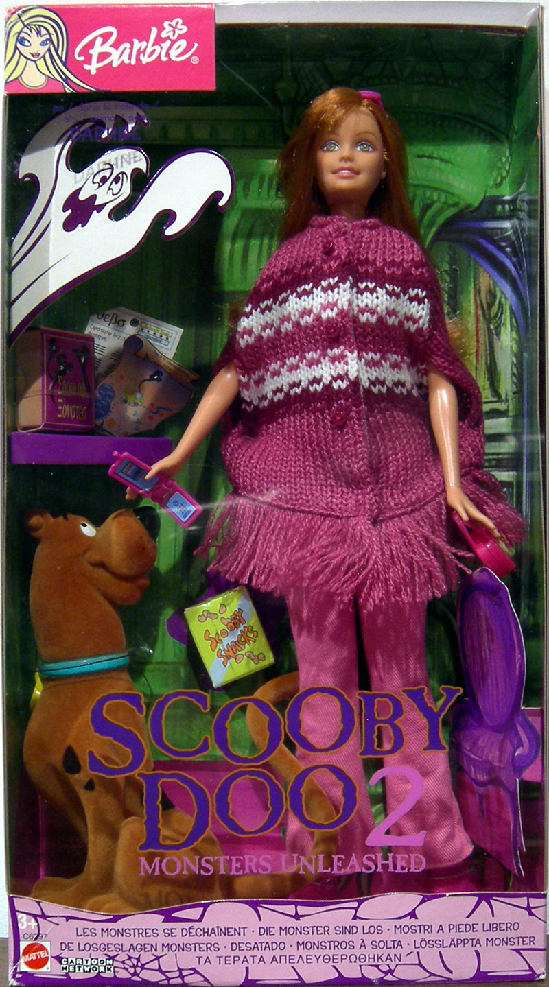 Barbie as Daphne (Scooby-Doo 2 movie)