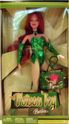 Barbie as Poison Ivy