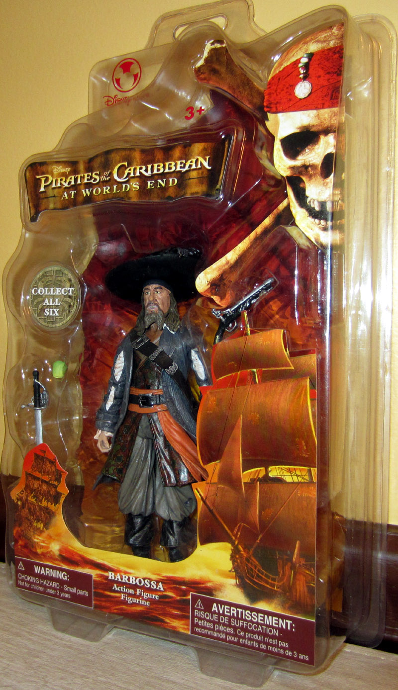 Barbossa (Disney Store Exclusive)