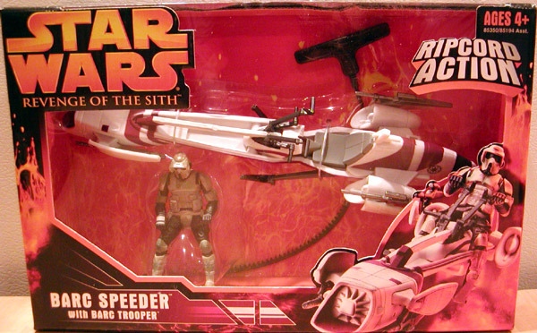 BARC Speeder with BARC Trooper