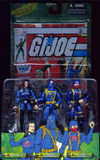 Baroness, Cobra Commander and Cobra Trooper 3-Pack