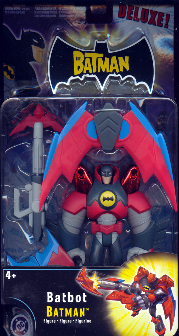 Batbot Batman, deluxe (The Batman)