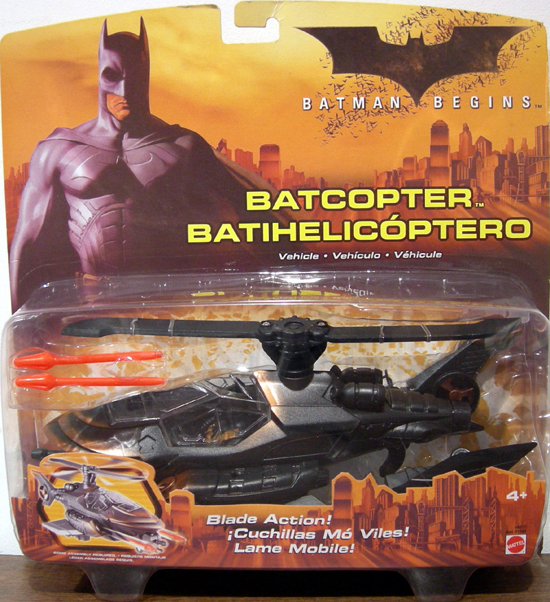 Batcopter (Batman Begins)