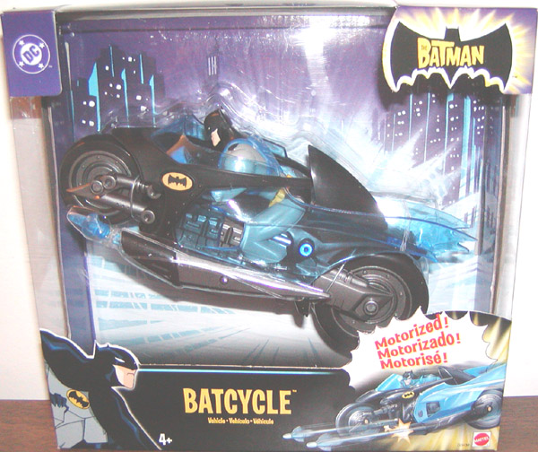 Batcycle (The Batman)