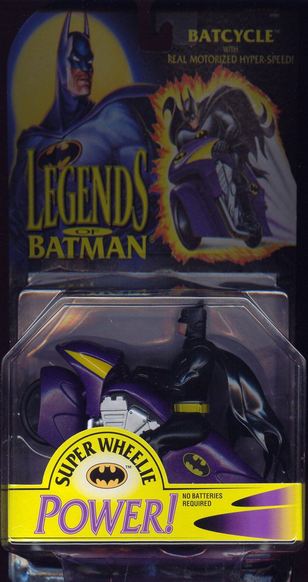 Batcycle (Legends Of Batman)