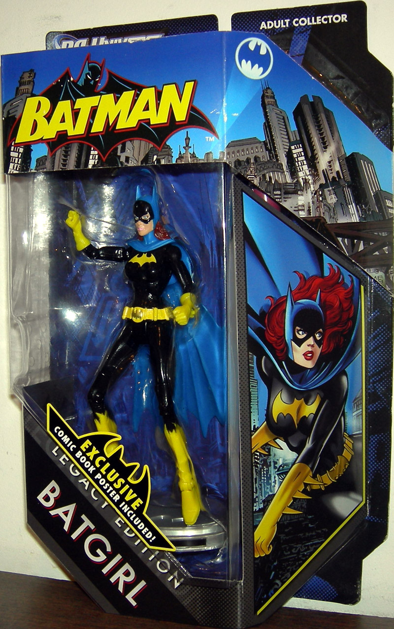 Batgirl (DC Universe, Legacy Edition)