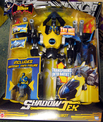 Batjet Shadowbot (ShadowTek)