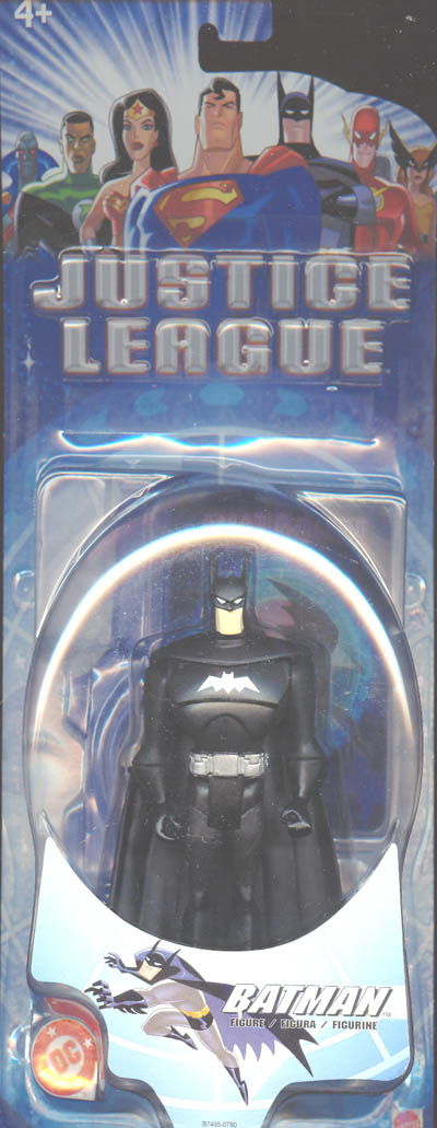 Batman (Justice League, dark costume)