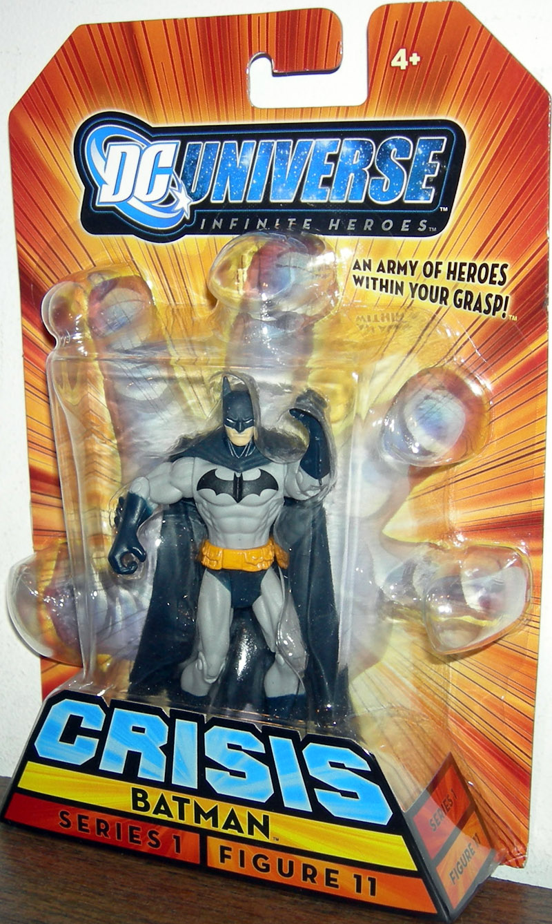 Batman (Infinite Heroes, figure 11)