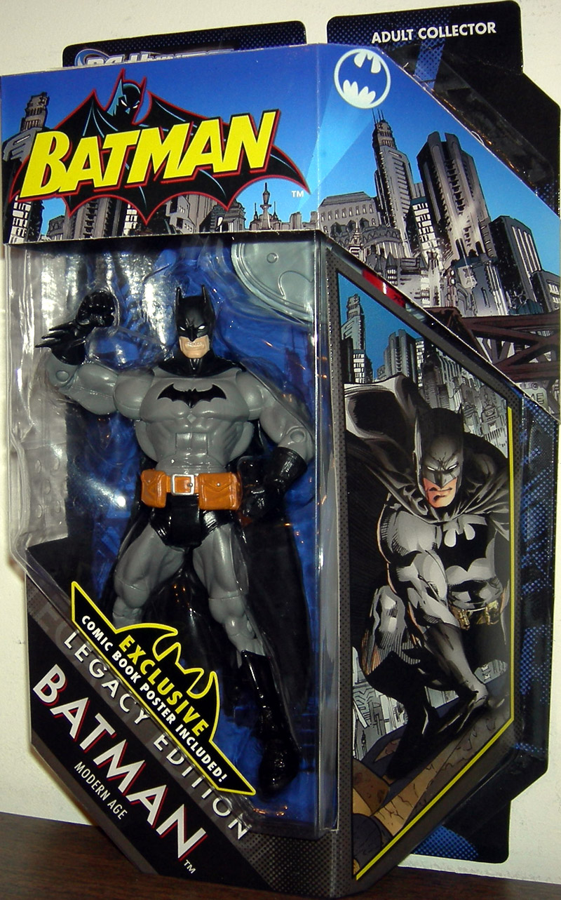 Batman (DC Universe, Legacy Edition)