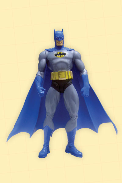 Batman (Reactivated)