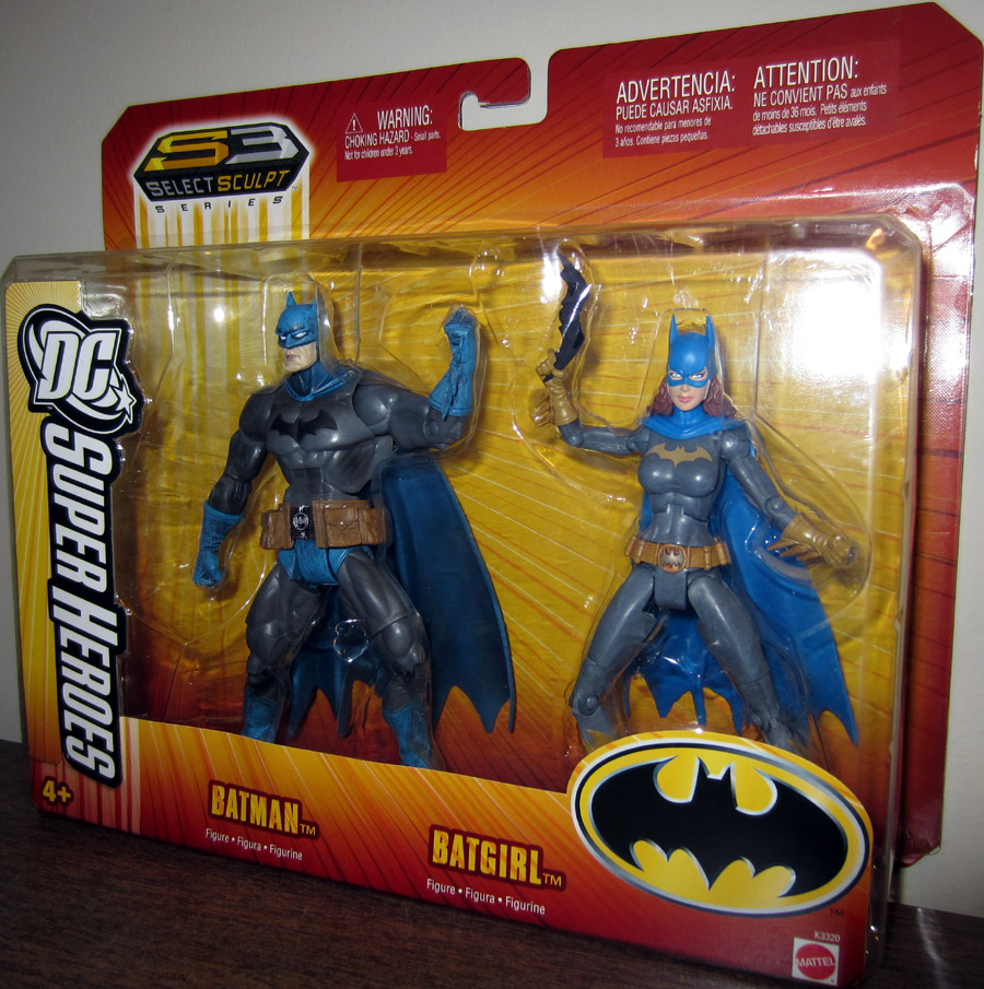 Batman & Batgirl 2-Pack (S3)
