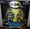 Batman & Batgirl (Gatekeepers of Gotham City)