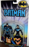 Batman & Nightwing (carded, 2002)