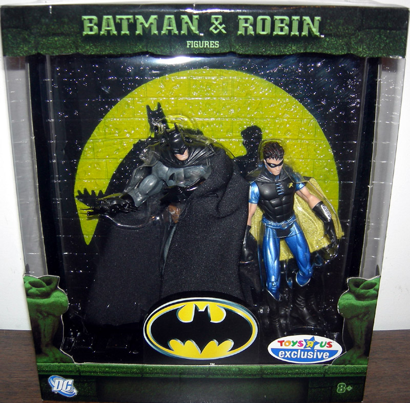 Batman & Robin 2-Pack (Toys R Us Exclusive variant)