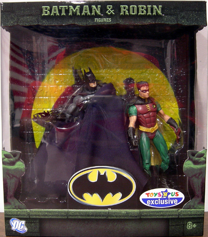 Batman & Robin 2-Pack (Toys R Us Exclusive)