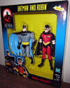 Batman and Robin, boxed, Walmart Exclusive (The New Batman Adventures)