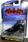 Batman & Robin Batmobile (1:50th scale)