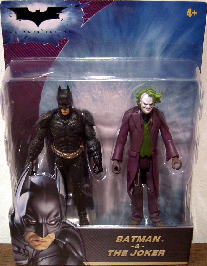 Batman & The Joker 2-Pack (The Dark Knight)