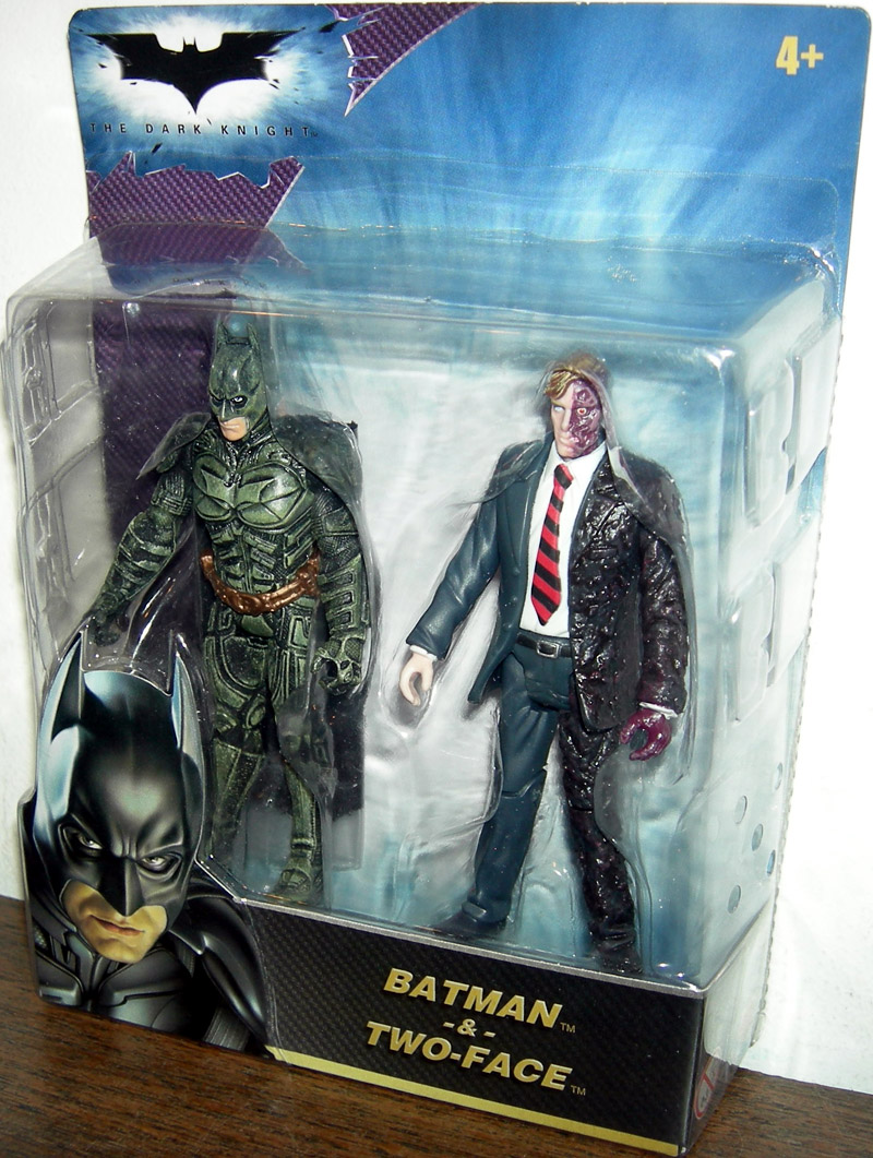 Batman & Two-Face 2-Pack (The Dark Knight)