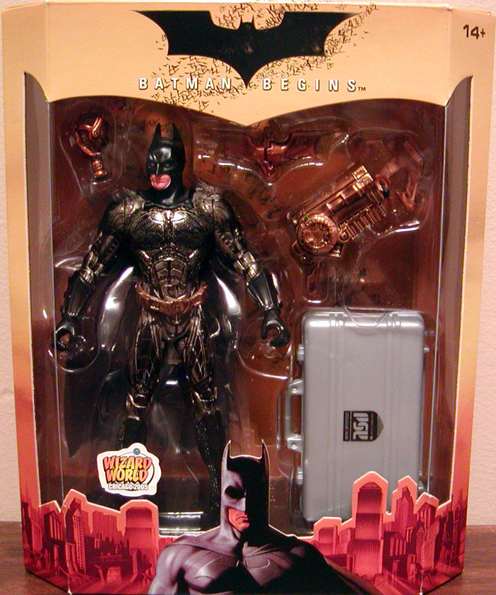 Batman Begins Wizard World Chicago 2005 Exclusive (masked)