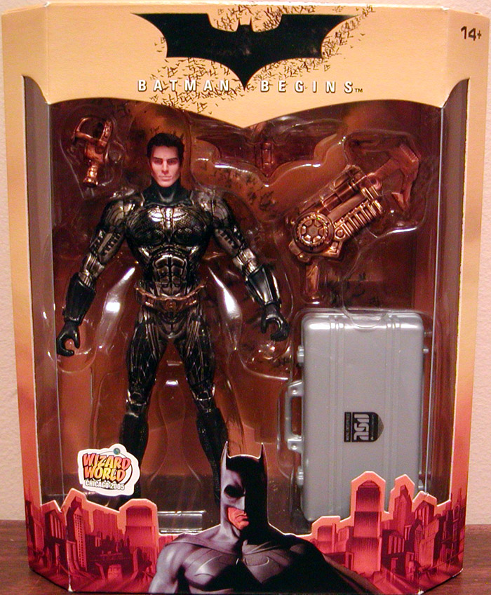Batman Begins Wizard World Chicago 2005 Exclusive (unmasked)