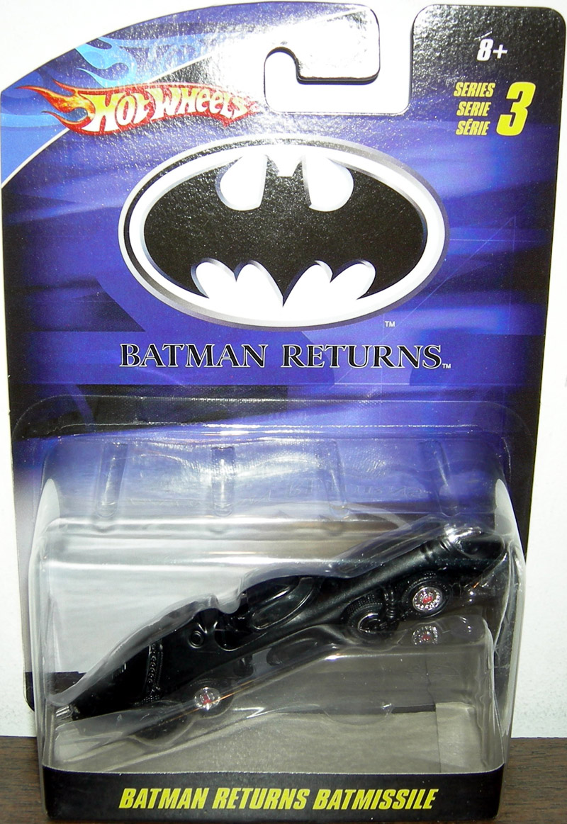 Batman Returns Batmissile (1:50)