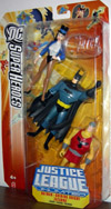 Batman, Shining Knight & Zatanna (DC SuperHeroes JLU)