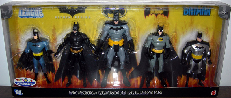 Batman: The Ultimate Collection 5-Pack