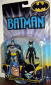 Battle Scars Batman vs. Catwoman
