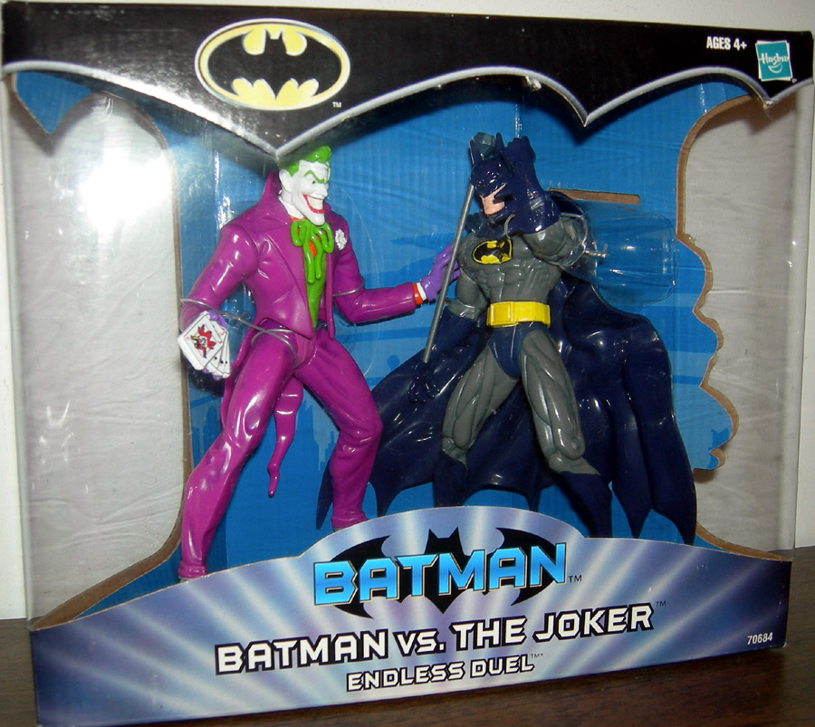 Batman vs. The Joker (Endless Duel)
