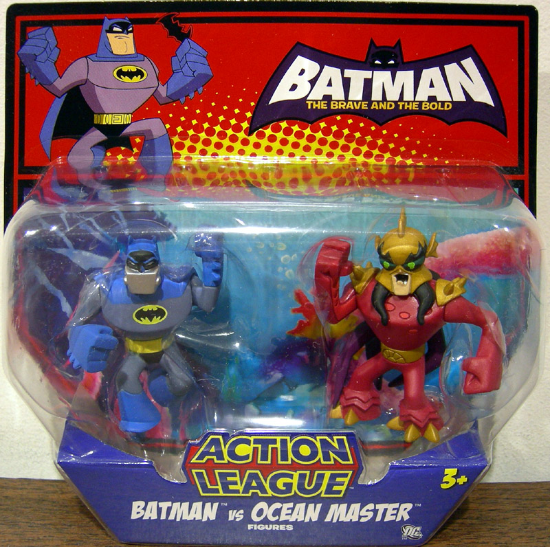 Batman vs. Ocean Master (Action League)