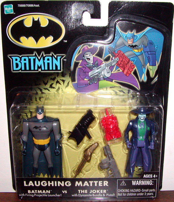 Laughing Matter: Batman vs. The Joker