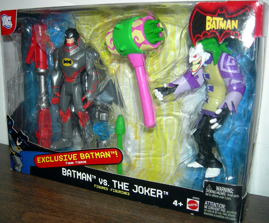 Batman vs. The Joker (The Batman)