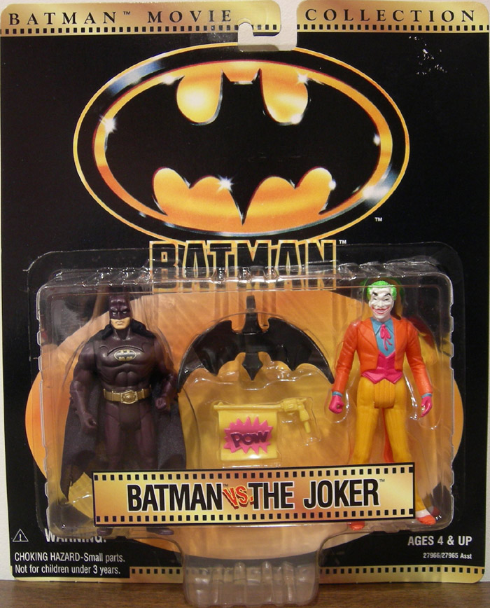 Batman vs. The Joker (The Dark Knight Batman Movie Collection)