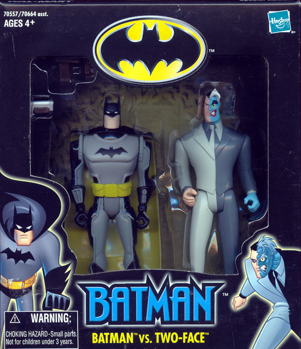 Batman vs. Two-Face (boxed)
