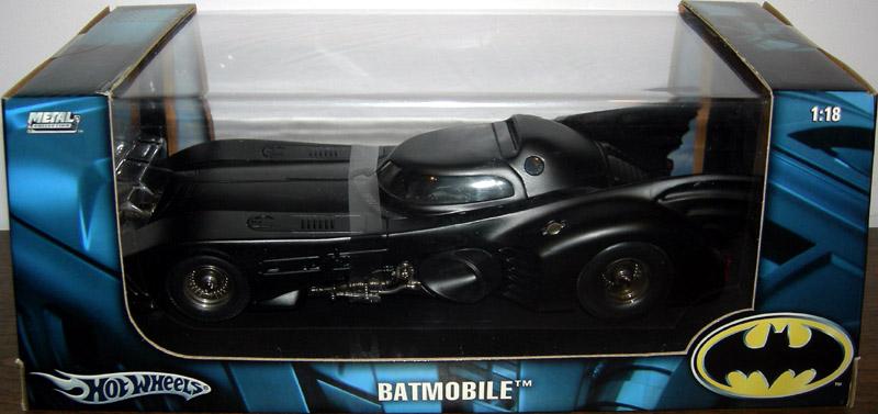 Batmobile (Batman Returns, 1:18)