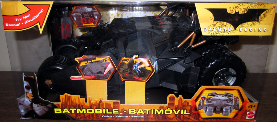 Batmobile (Batman Begins)