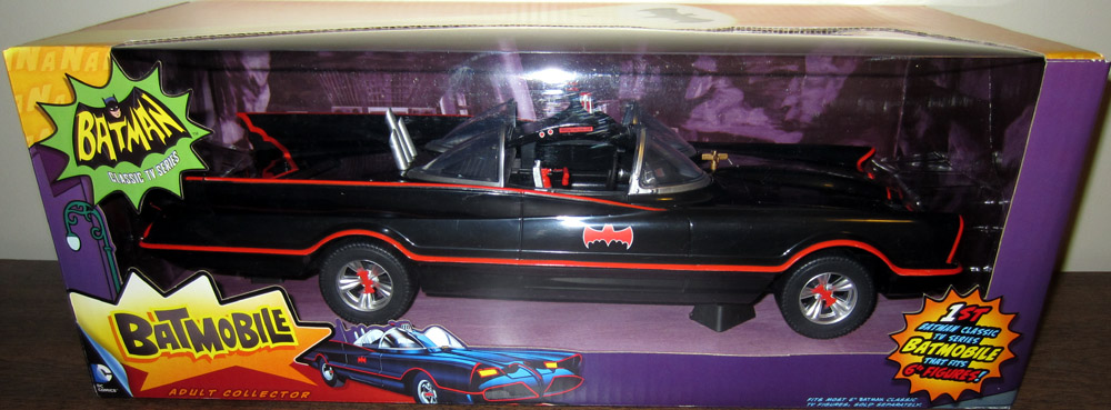 Batmobile (Batman Classic TV Series)