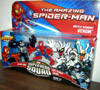 Battle Against Venom Amazing Spider-Man Movie Super Hero Squad