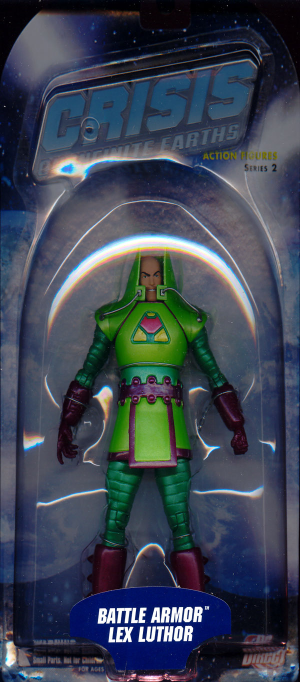 Battle Armor Lex Luthor