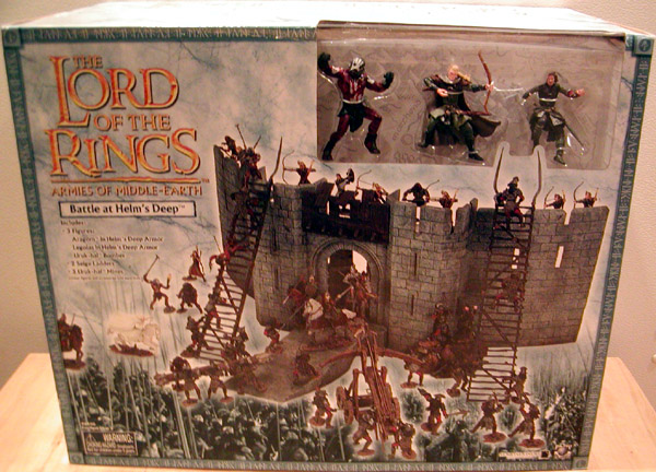 Battle at Helms Deep (Battle Scale)
