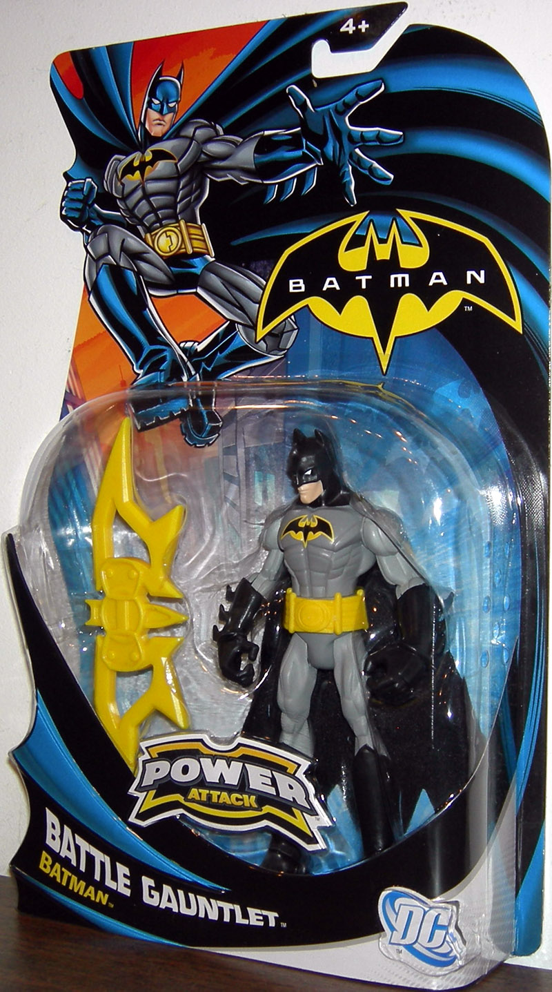Battle Gauntlet Batman (Power Attack)