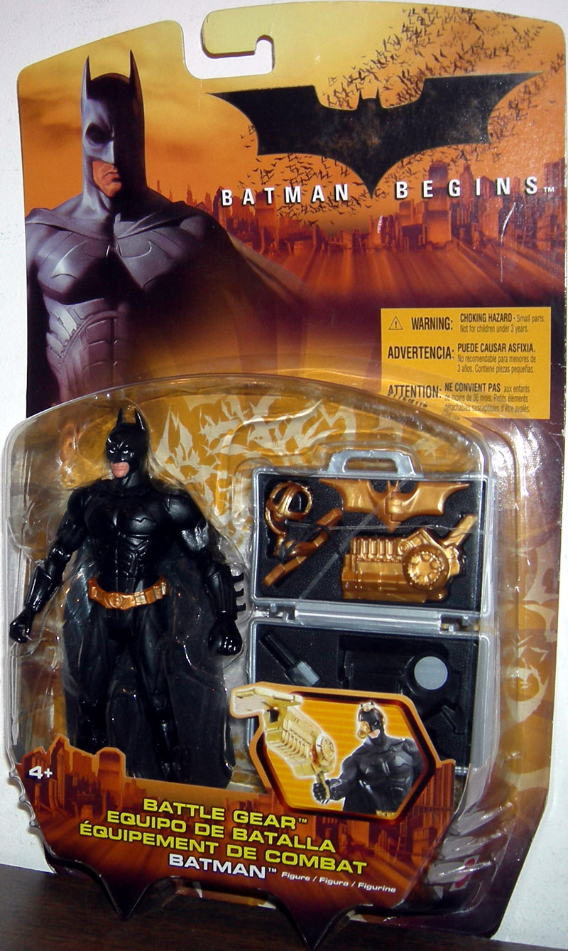 Battle Gear Batman (Batman Begins)