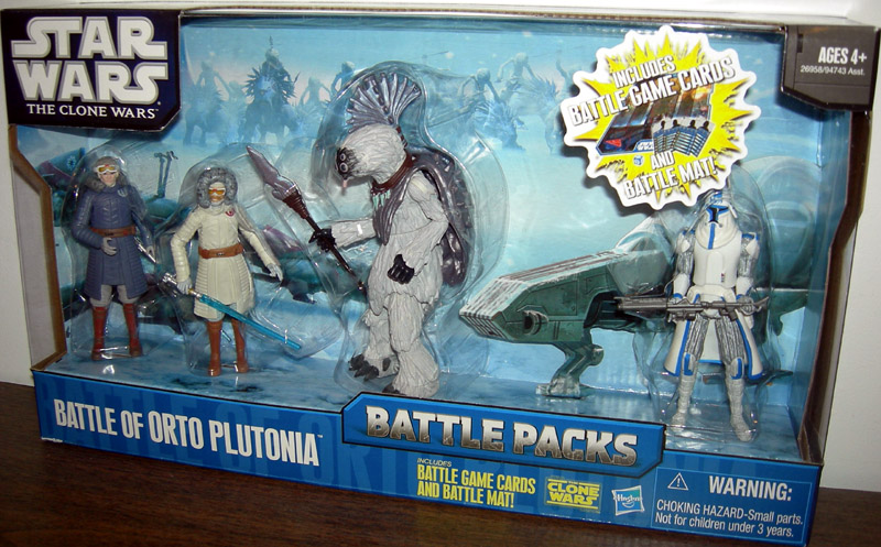Battle Of Orto Plutonia 4-Pack
