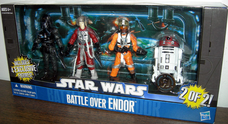 Battle Over Endor 4-Pack (2 of 2)