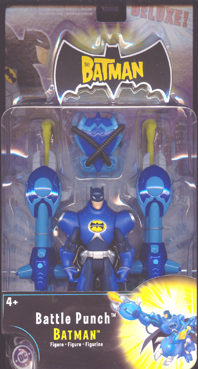 Battle Punch Batman, deluxe (The Batman)