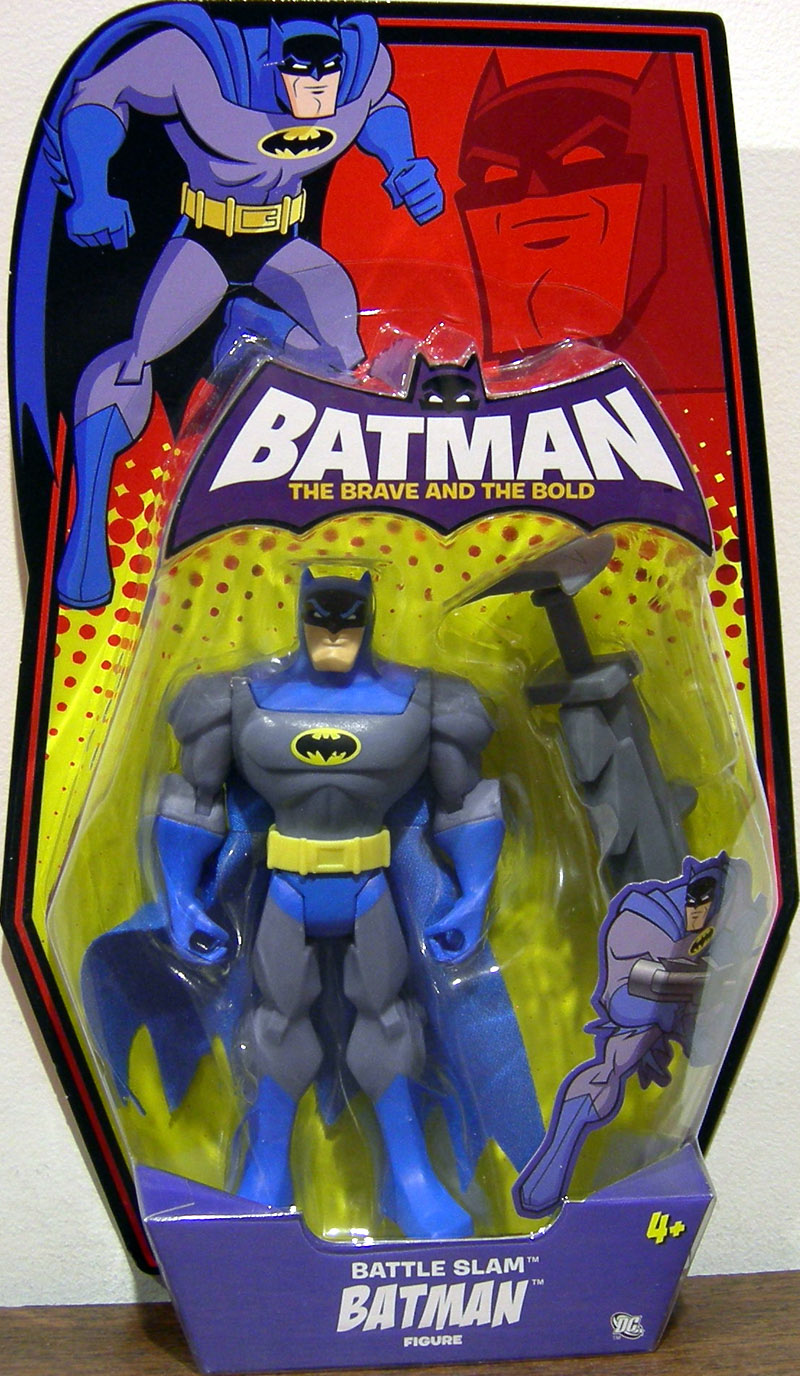 Battle Slam Batman