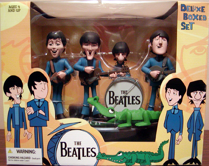 Beatles Cartoon Boxed Set