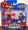 Ben Reilly Spider-Man & Bullseye (Super Hero Squad)